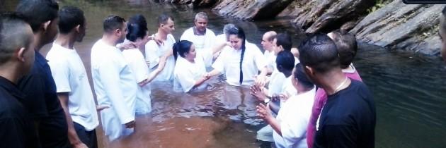 Batismo 2014