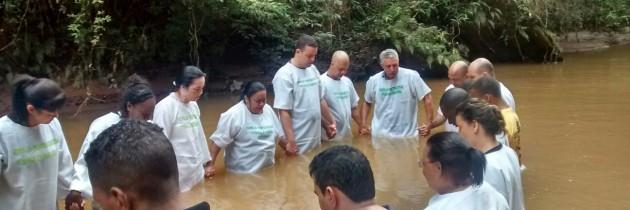 Dezembro- Batismo