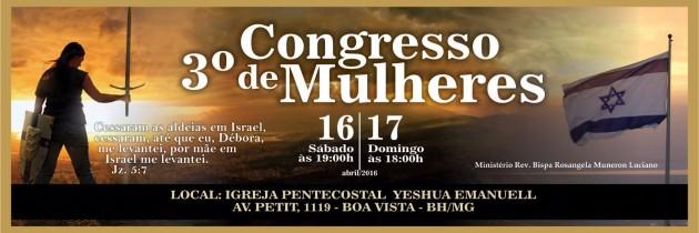3° Congresso de Mulheres
