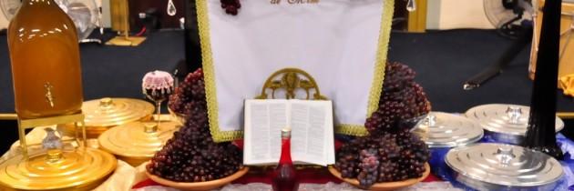 Santa Ceia do Senhor Jesus